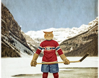 """Shop """"montreal canadiens"""" in Art & Collectibles"""
