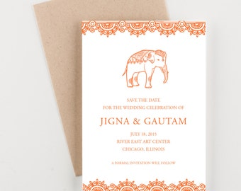 Sangeet invitation | Etsy
