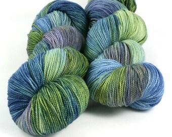 FAVE sock yarn: MEADOW
