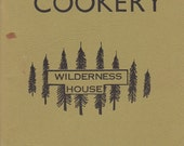 1975 Soybean Cookery Cookbook Virg & Jo Lemley Wilderness House Recipes