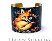 50% off - New Technology - 1pcs (PBC107) Handmade Photo Brass Cuff Bracelet