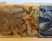 Choose Any 6 - 6 Full Size Soap Bars