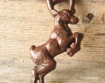 Cast Iron Deer Bottle Opener