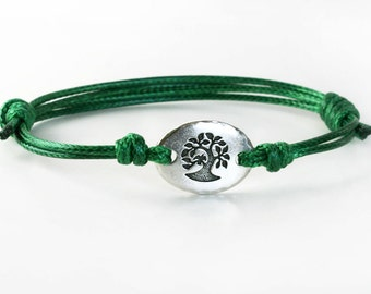 Tree Bracelet / Tree with bird Bracelet / Bird Bracelet