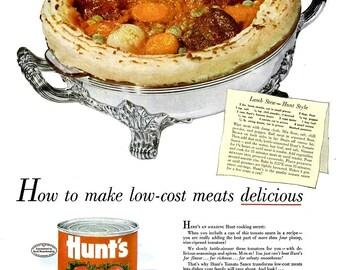 Retro 1960s 7up Advertisement Mod Mid Century Sitting Pretty