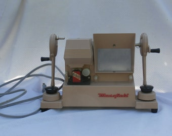 Mansfield 650 Vintage Film Editor - For Parts