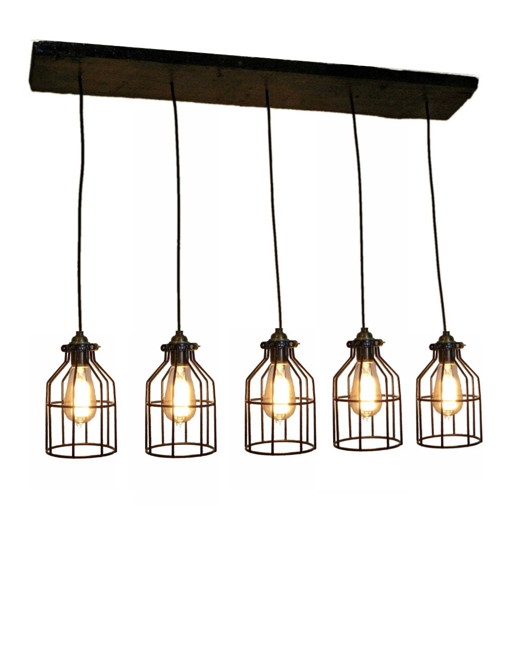 rustic cage chandelier pictures to pin on pinterest