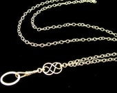 Lanyard - Simple Celtic Knot