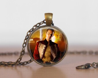 Torchwood  Image Pendant,Torchwood jewelry  , Torchwood pendant,  Torchwood Necklace