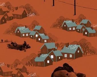 Fargo alternative movie poster
