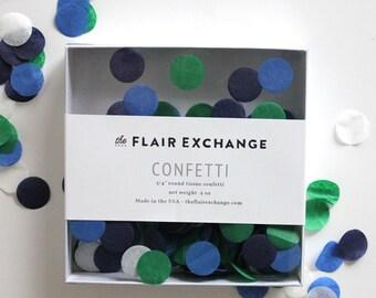 Hand-Cut Confetti - Modern