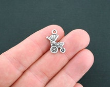 Unique Baby Carriage Charm Related Items Etsy