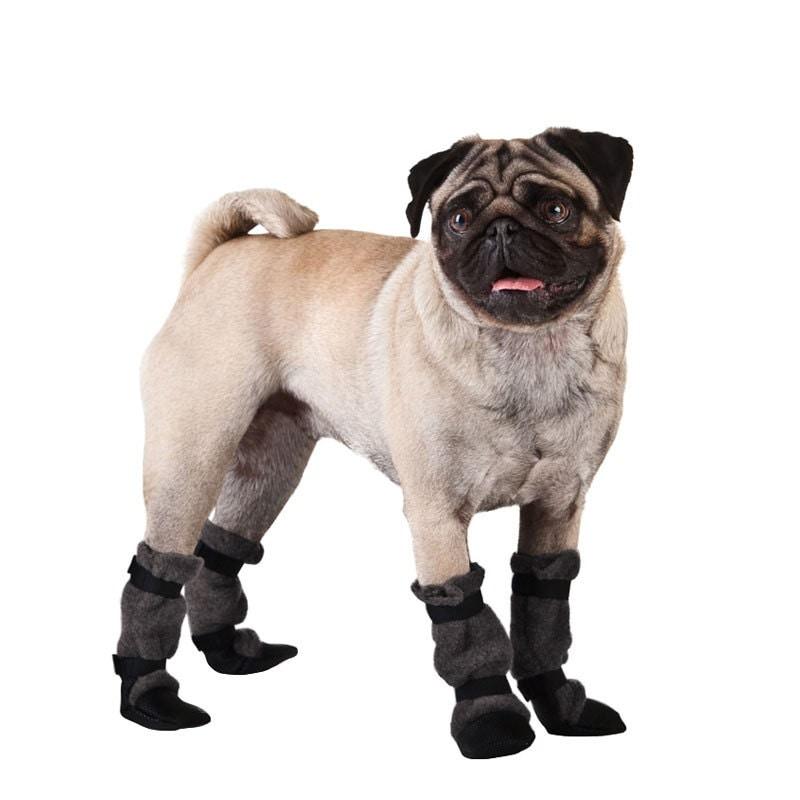 Pug Dog Booties Dog Booties Dog Boots Dog Shoes Dog