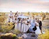 Ivory Bridesmaid Dress - INFINITY Bridesmaids Dress -CONVERTIBLE Bridesmaids Dress,One Dress Endless Styles- 50 COLORS