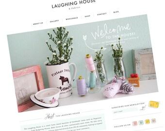 Custom e-Commerce Website Design | WordPress Web Design. Online Shop Design, Wordpress e-Commerce Website. Modern WordPress Web and Blog
