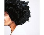 """8x10"""" hair art - """"Afro 1"""""""