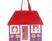 quiet book travel toy doll house doll clothing activities paper doll soft cloth toy KP147