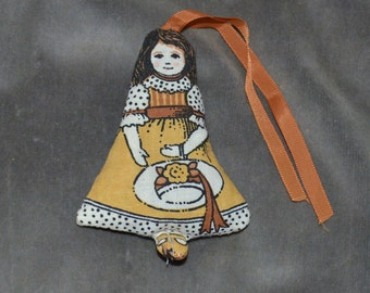 Vintage Sachet Doll Ornament