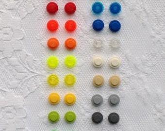 LEGO® Bricks Stud Earrings