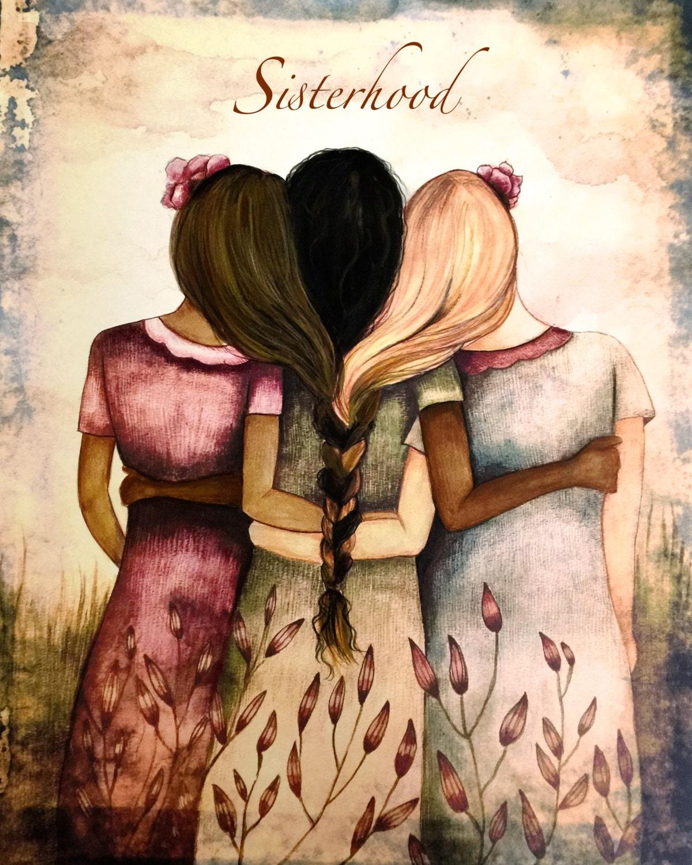 three sisters notes