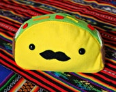 Jumbo Plush Taco