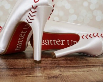 CUSTOM CONSULTATION: Baseball Wedding Shoes, Baseball Wedding, Custom Wedding Shoes, Wedding Shoes, Bridal Shoes, Baseball, Wedding Baseball