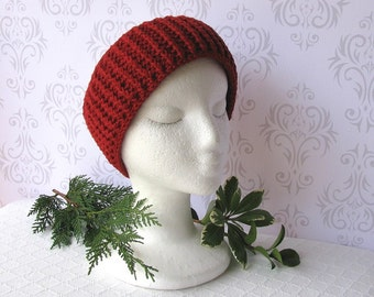 Burnt Sienna Headband - Ear Warmer