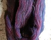 Karakul sheep/ fat-tailed sheep/ wool yarn/ no breaks/ 630 yrds