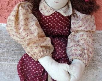 Upsy Daisy Door knob Doll