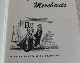 A358)  1944 The Feather Merchants by Max Shulman