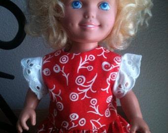 Vintage Playskool 1987 Doll