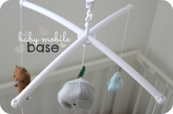 baby mobile base do it yourself diy by mukibaba on etsy
