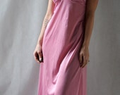 Lavender Maxi Length Night Gown