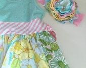 Baby Girl Headband-Matilda Jane Headband-Baby Headbands-Matilda Jane-Baby Girl-Couture Baby Headband