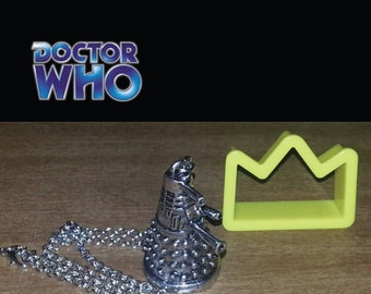 EXTERMINATE: Doctor Who Dalek Necklace