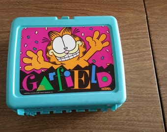 Vintage Garfield Lunchbox by Thermos