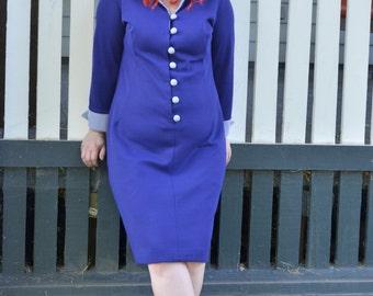 1960's berkshire by B-Tween Dress