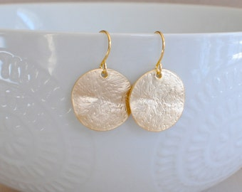 The Darlene Earrings - Gold