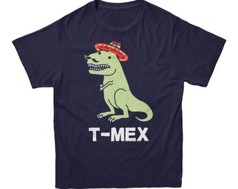 T-Mex Kids and Toddler T-shirt