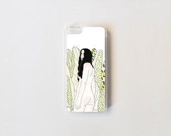 iPhone 5c Case - Native Girl - Amelia Strong Special Collection