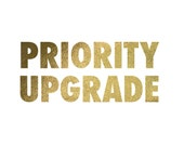 Priority 2-3 Business Day Shipping Upgrade