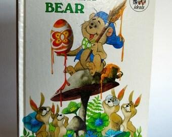 Vintage Children's Book, The Easter Bear