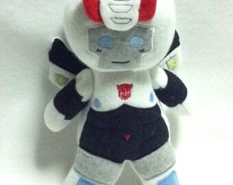TF G1 Lost Light MTMTE Plush Plushie BittyBot Prowl Toy from Mythfits