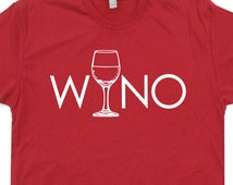 Wino T Shirt Vintage Soft Tees Wine Funny Tee Shirt Stopper Glasses Bottle mens and women's Tee Shirt
