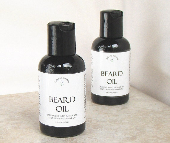 beard oil beard care oil gifts for mens beard by flahertynaturals. Black Bedroom Furniture Sets. Home Design Ideas