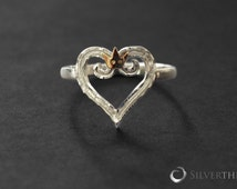 Kingdom Hearts Ring, Solid Sterling Silver