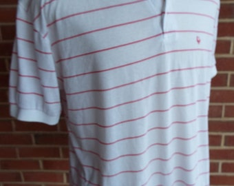 Vintage Short Sleeve Polo Shirt by Christian Dior
