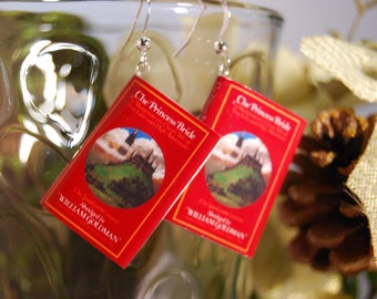 The Princess Bride Book Earrings