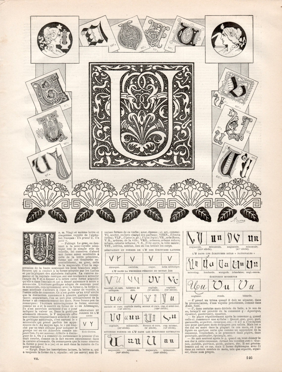 riot letters on antique poster stock photos image 35329363 1897 letter u alphabet antique print vintage lithograph 124