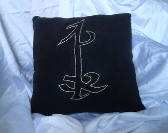 Mortal Instruments and Infernal Devices Inspired Parabatai/Friendship Rune Pillow